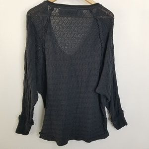 Free People Sweaters - We The Free Thiens Hacci Relaxed Slouchy Knit Top